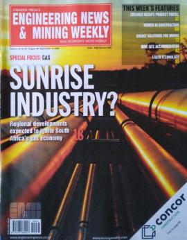 Engineering News & Mining Weekly, 2 September 2020 image