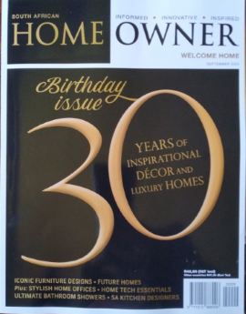 Home Owner SA,  September 2020