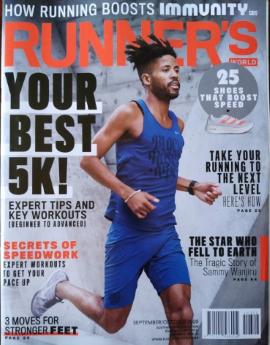 Runner's World SA, September/October 2020