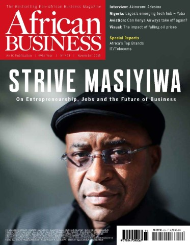 African Business  Nov Issue image
